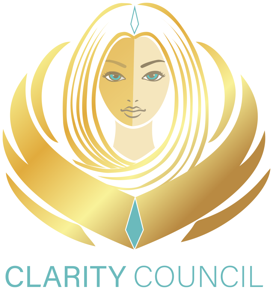 Holistic Wellness Guide, Clarity Council logo